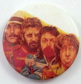 The Beatles - 'Group' 32mm Badge